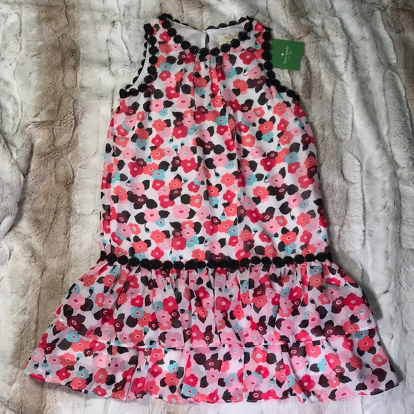ffeda4019 kate spade Dresses | Newyork Girls Blooming Floral Dress | Poshmark